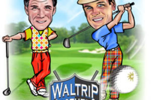 Waltrip Bros Golf Event