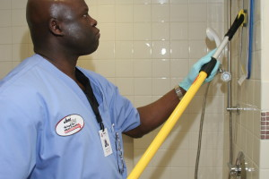 Hospital Cleaning Isn't as Easy as 1, 2, 3…It's More Like 54.