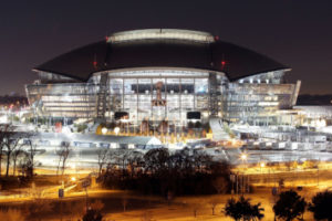 The Challenge of Successful Stadium Cleaning