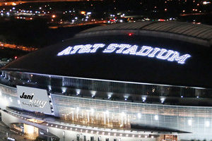 Jani-King Cleans AT&T Stadium