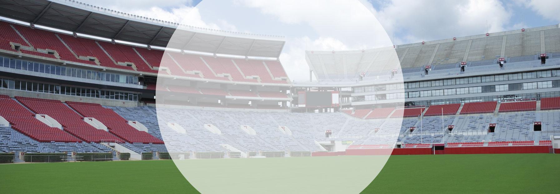 Stadium Cleaning Jani King