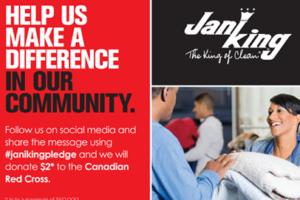 Jani-King Pledge | Social Share