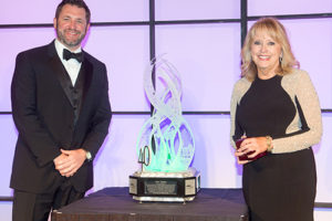 Dallas Master Franchise Owner Honored for 40 Years
