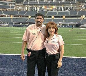 Araceli Ramirez and Julian Ibarra, of J N A, LLC