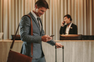 Proper Resort Cleaning and the Case of the Happy Guest
