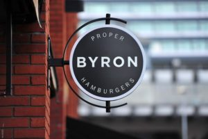 Byron Burgers choose Jani-King UK