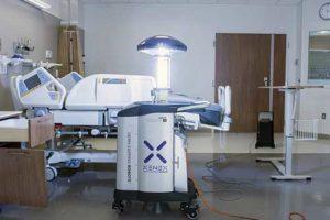 Warning, Germ-Zapping Robots Invade Hospital…