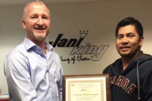 Jani-King Welcomes Newest Franchise Owner in Nova Scotia