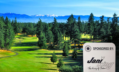 Jani-King in Victoria | Golf4 Hospice Sponsor