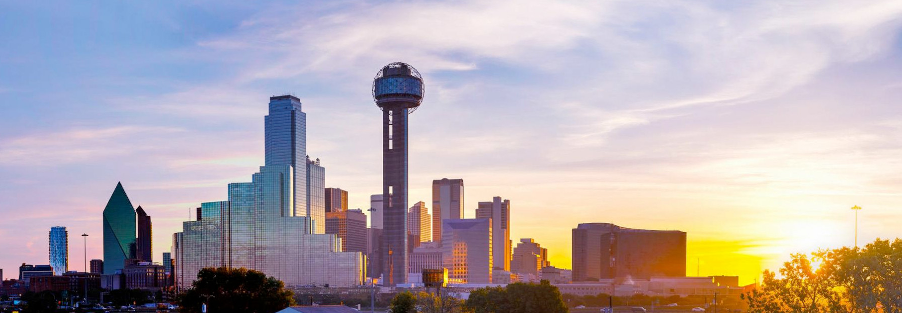 Cleaning reunion tower an iconic dallas landmark jani king for Dining near at t park