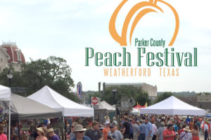 The King of the Peach Festival