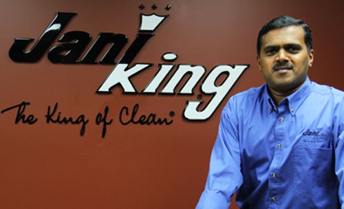 Jani-King Franchise Feature | Muthu