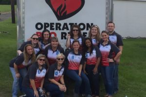 Jani-King Gulf Coast assists in Operation BBQ Relief