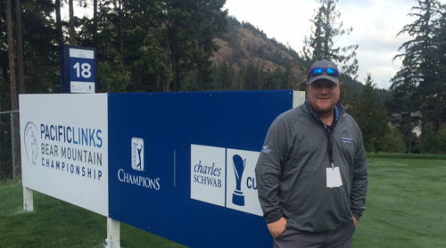 Jani-King the Official Cleaning Company for Pacific Links Bear Mountain Championship