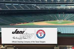 Jani-King of Fort Worth Regional Office Moving To Globe Life Park – Home to the Texas Rangers