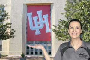 University of Houston Chooses Jani-King
