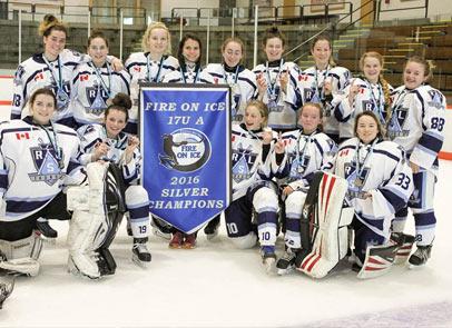 Jani-King Ottawa   Supporting Local Girls Hockey