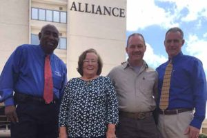 Jani-King of Southeast Mississippi partners with Alliance Health Center, Meridian