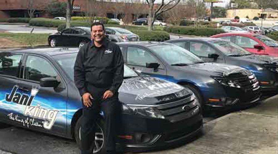 Atlanta Franchise Owner Keeping it all in Order