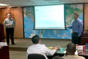 Dallas Regional Office Hosts Client Relations Retreat