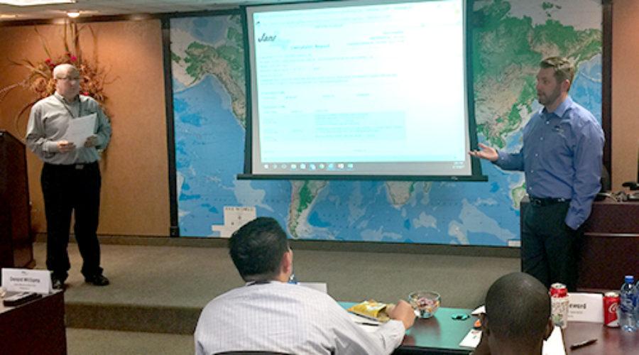 Dallas Regional Office Hosts Client Relations Retreat