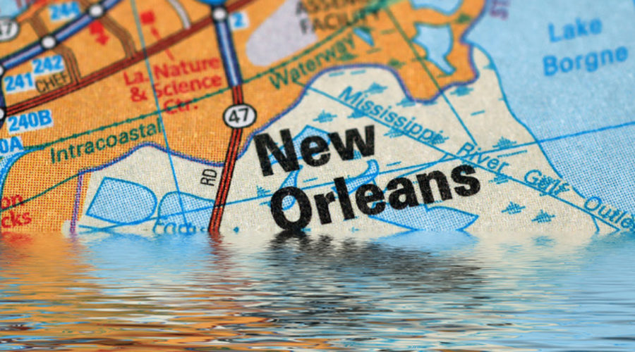 New Orleans Flood Action Plan