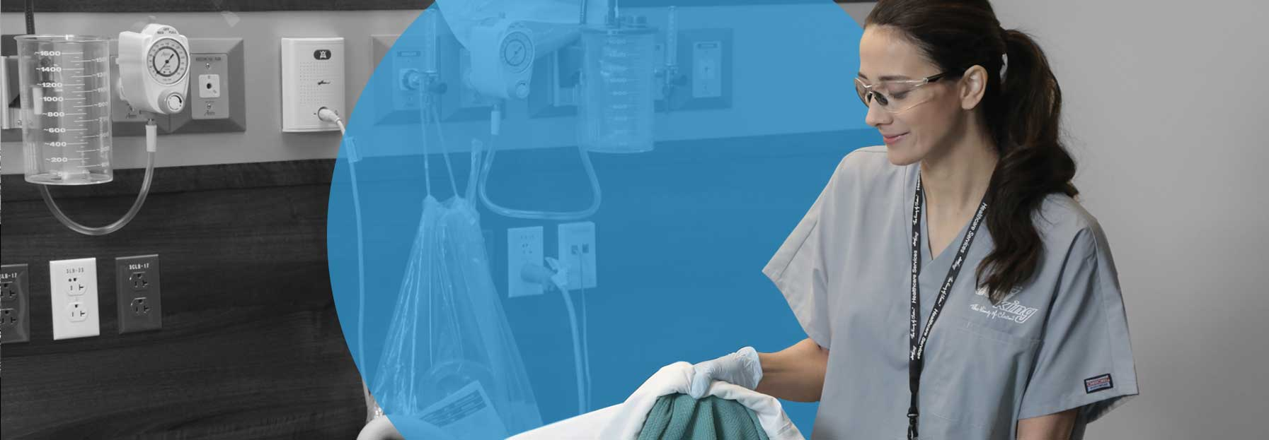 Hospital Cleaning and Janitorial Services