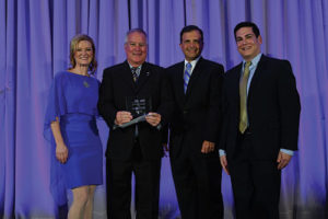 Jeff Freeman Honored with IFA Franchisee of the Year Award