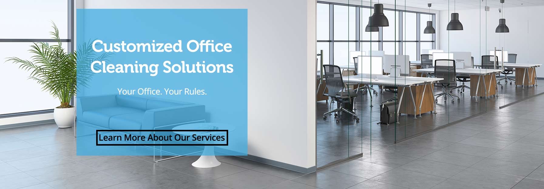 office cleaning janitorial services