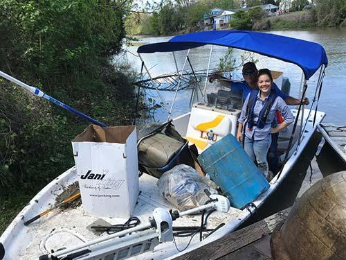 bayou cleanup jani-king
