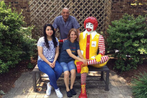 Jani-King Cleans Up Ronald McDonald House
