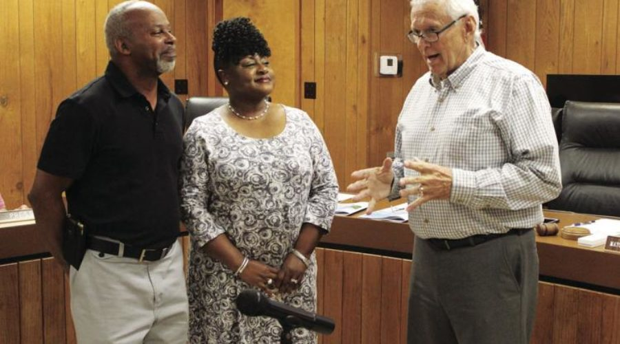 Jani-King Franchise Owner Receives Key to the City