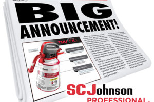 The Official Cleaning Company of the Dallas Cowboys' Selects SC Johnson Professional Innovation