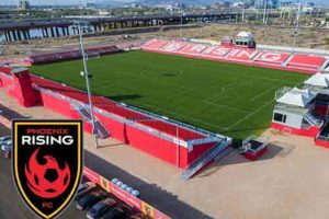 New Partnership with Phoenix Rising FC