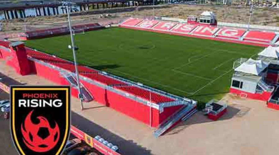New Partnership with Phoenix Rising FC