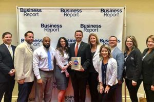 Jani-King Gulf Coast Named Best Place to Work