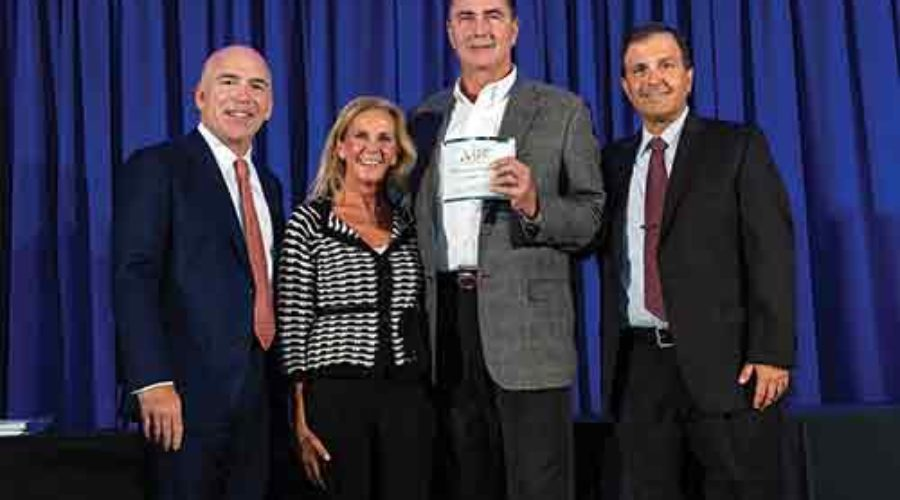 Jani-King Master Franchise Owner Recognized at IFA Event