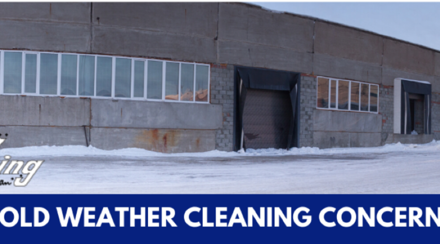 Cold Weather Cleaning Concerns