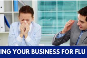 Preparing Your Business for Flu Season