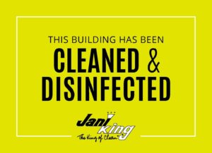 jani-king disinfection services