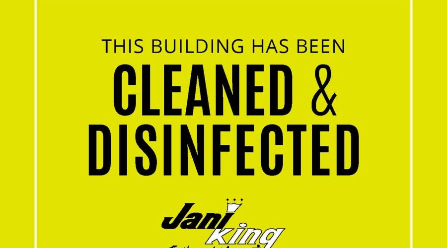 How to be Confident Your Office Cleaner is Disinfecting Correctly