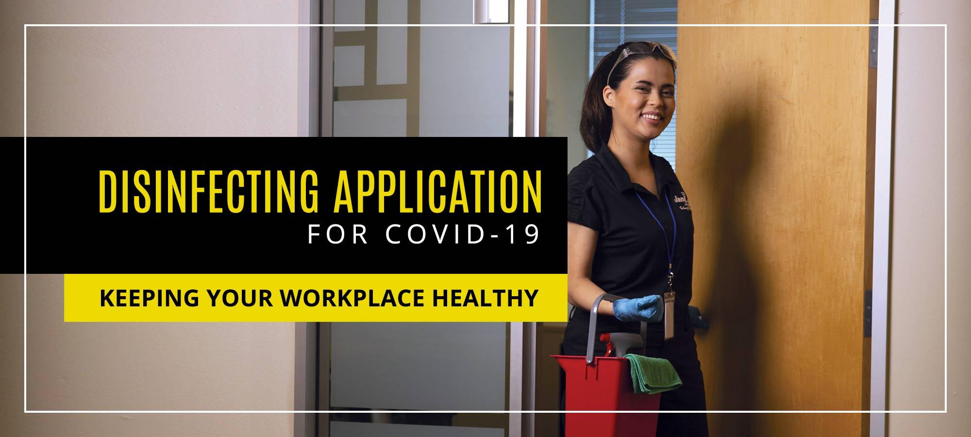disinfecting services for covid 19 coronavirus