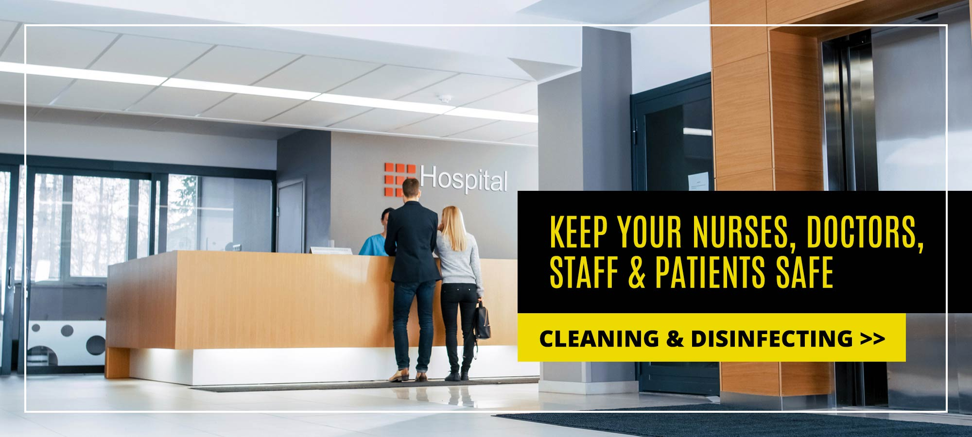 healthcare evs cleaning services