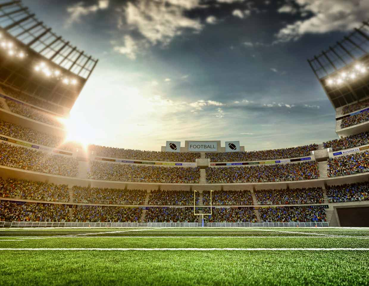stadium and event cleaning services