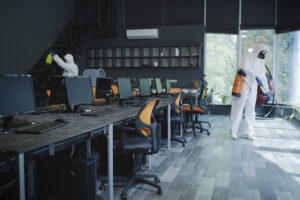 start a cleaning business cleveland