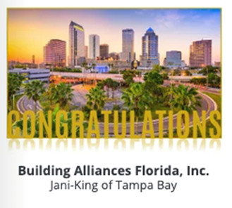 Jani-King of Tampa Franchise Owner Shows Great Leadership