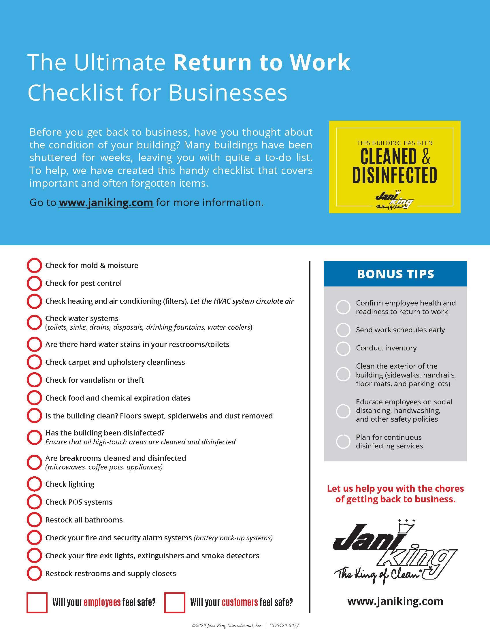 JKI-Return-to-Work-Checklist
