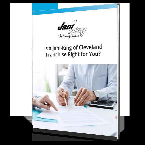 JaniKing 2021 Franchisee eBook Mockup